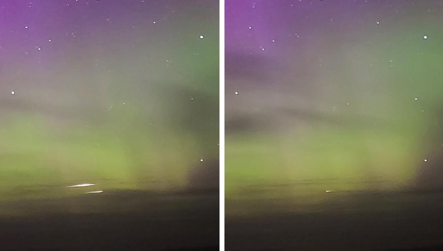 mystery aurora lights